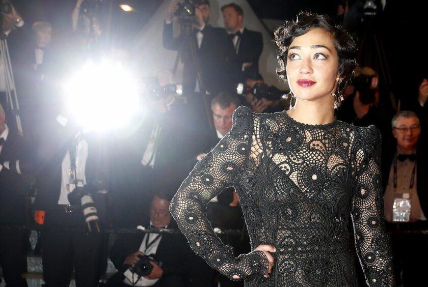 Ruth Negga at the 2016 Cannes Film Festival