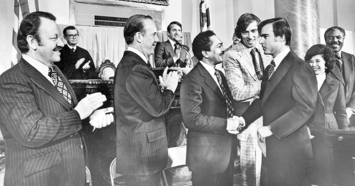 la pc gov jerry browns first inaugural address 001.'