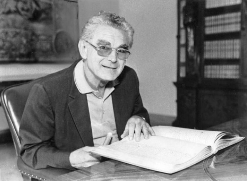 Paul M. Zall