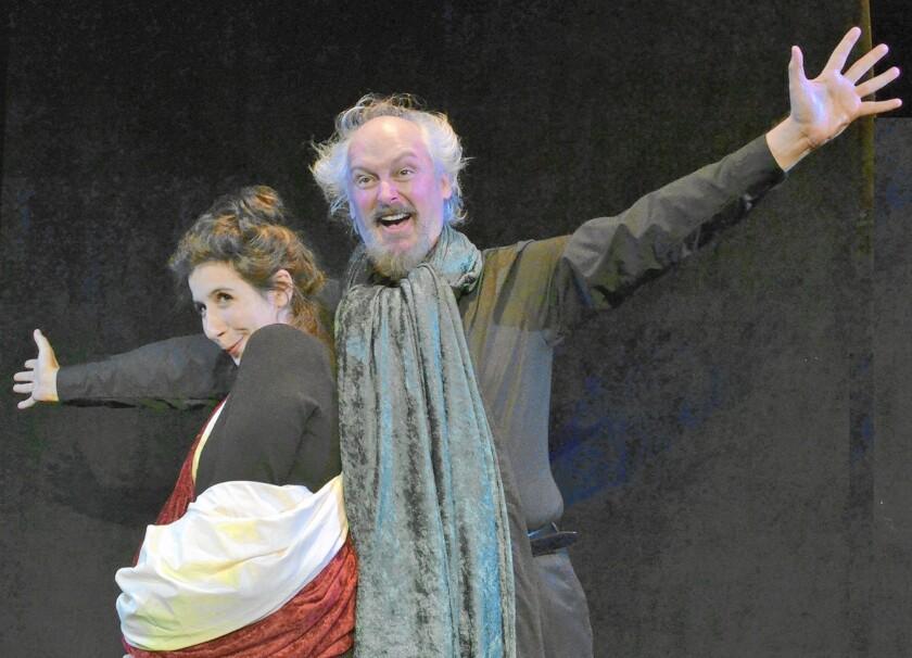 The Grove Centre Theatre's production of 'A Christmas Carol' opens Nov. 28