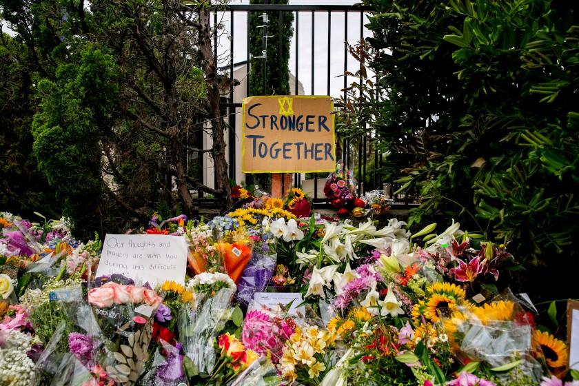Memorial Service for Lori Gilbert Kaye