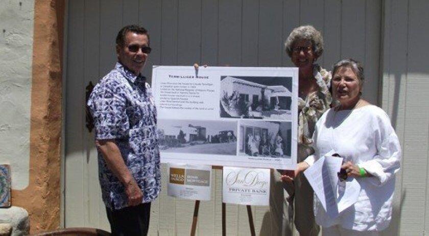 Don Terwilliger, Wendy Jacoway, Sandy Gordon