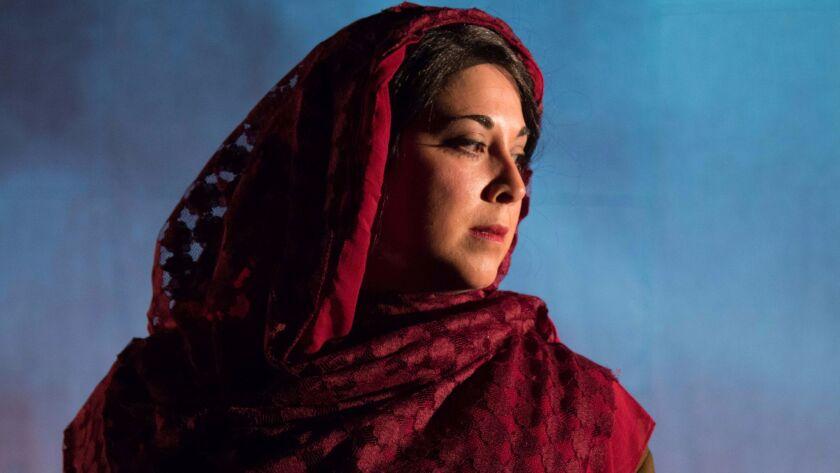 "LA Opera Off-Grand presented the West Coast premiere of Kamala Sankaram's opera, ""Thumbprint."""