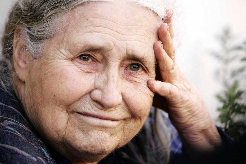 Doris Lessing was the oldest-ever recipient of the Nobel Prize for literature, awarded in 2007 when she was nearly 88.