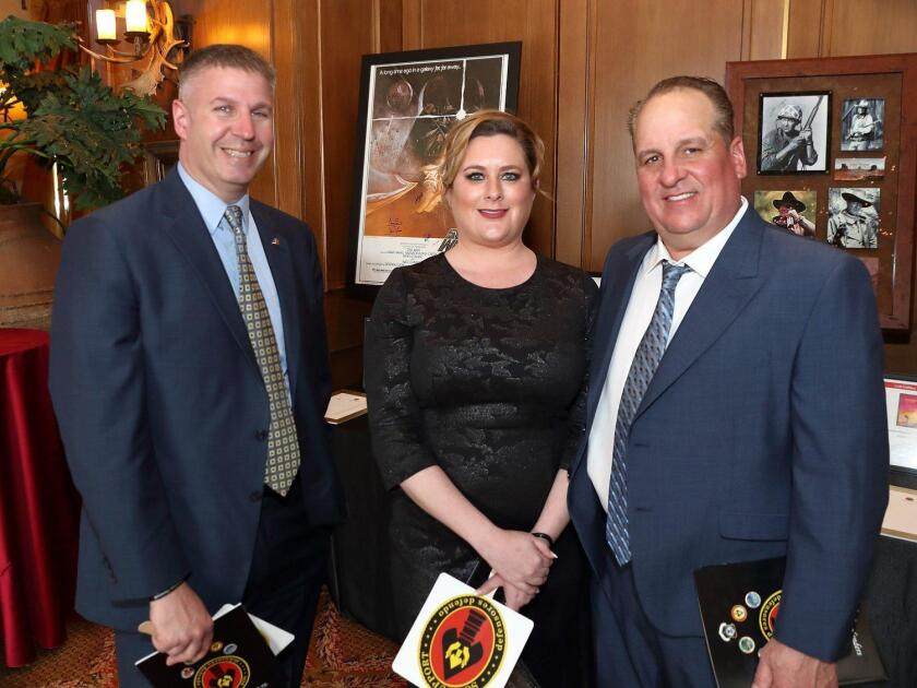 Del Mar Country Club Golf Tournament and Dinner-Gala benefits SOF Support and Navy SEALs