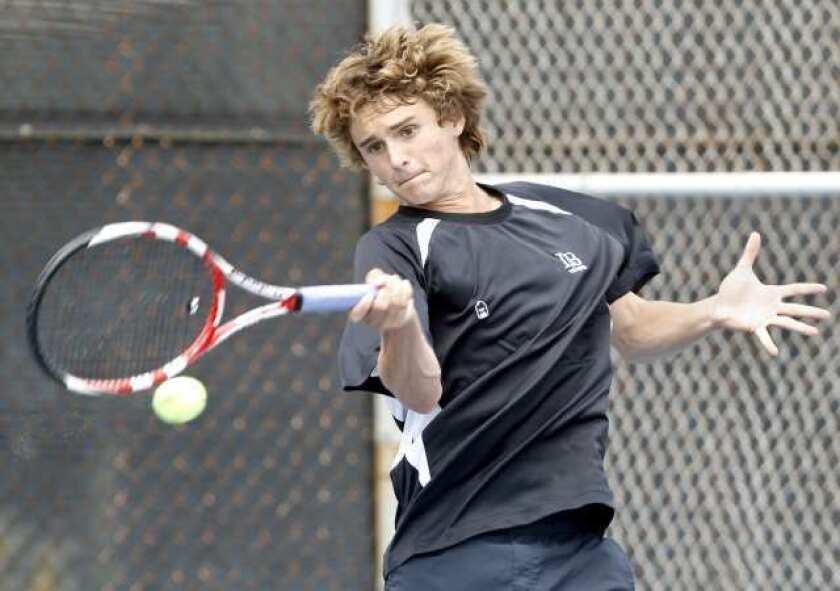 Laguna Beach Boys' Tennis Preview