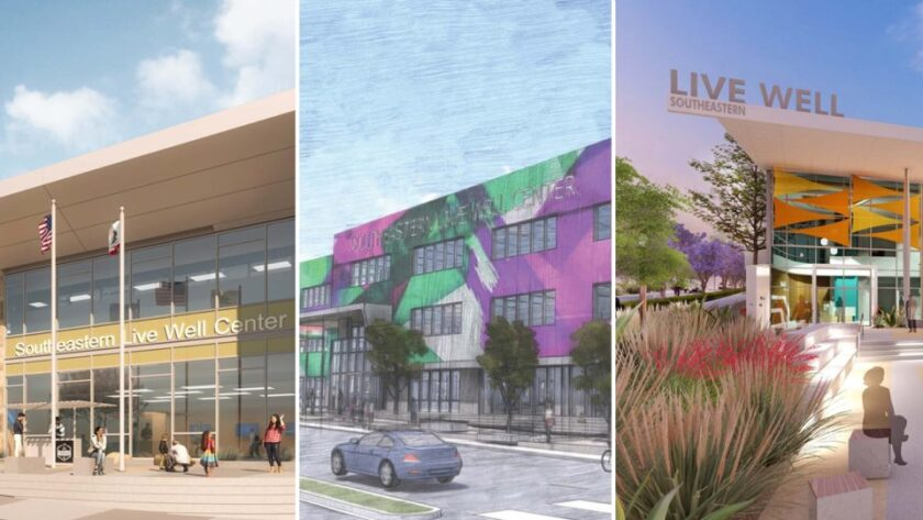 San Diego County seeks community input on designs for new Live Well Center