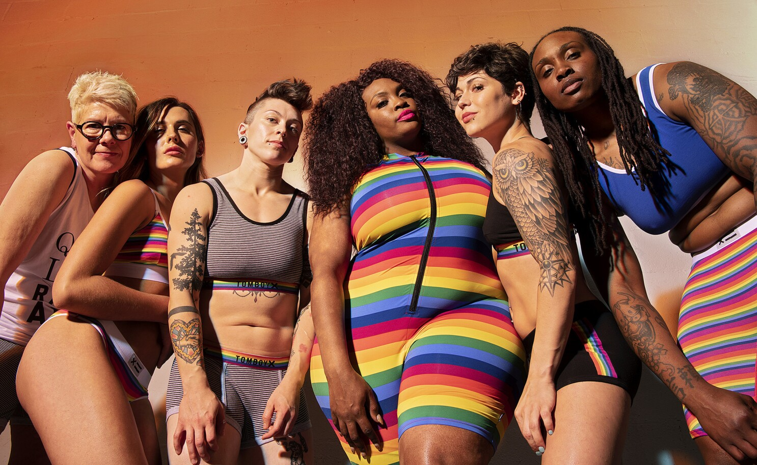 Celebrate Pride month and beyond with a rainbow of fashion options - Los Angeles Times