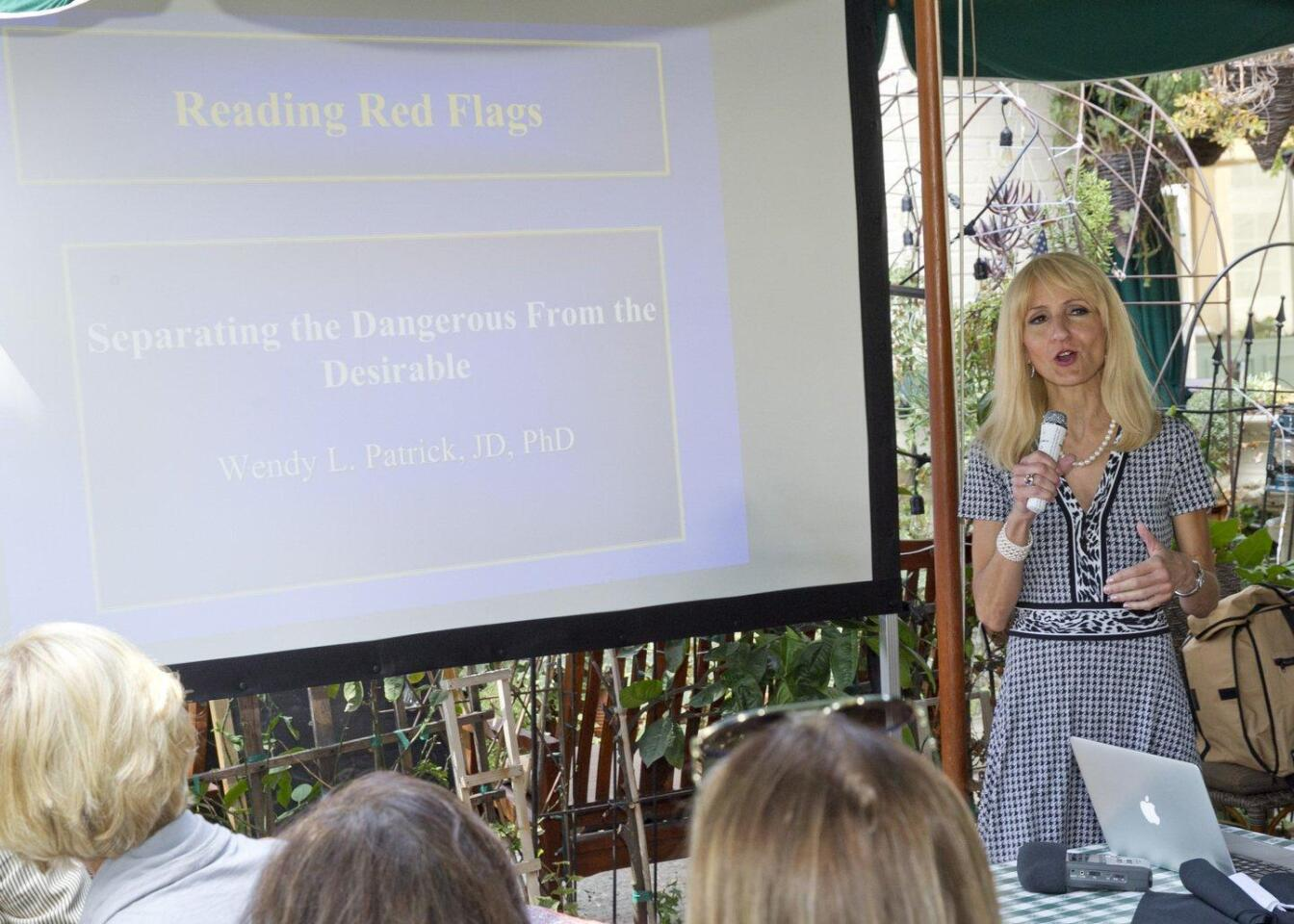 RSF Women's Fund luncheon