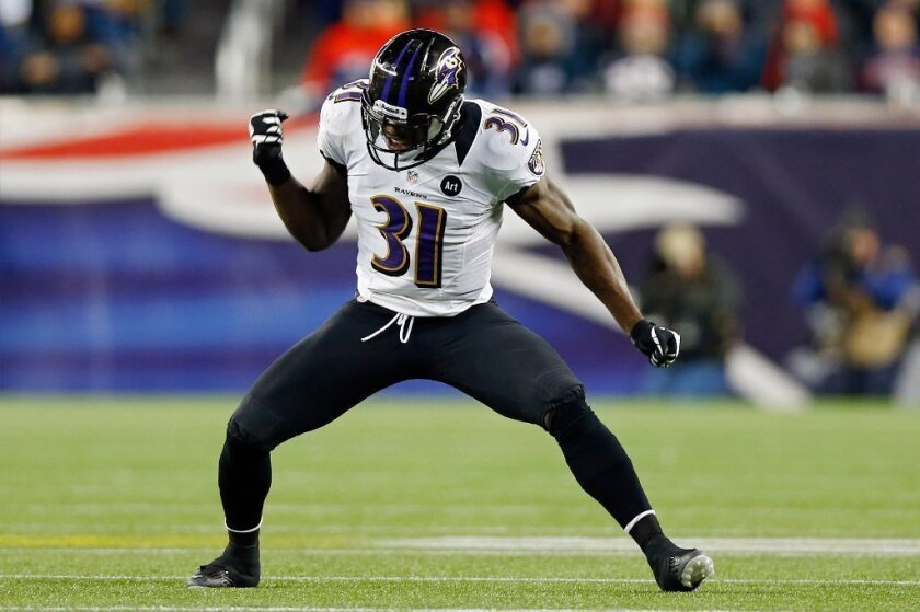 Ravens safety Bernard Pollard voices fears of possible on-field death