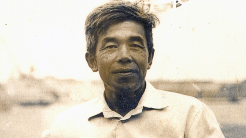 """Xu Hongci told the story of his daring escape from China's gulag in """"No Wall Too High."""""""