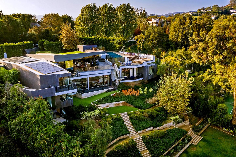 Home of the Week | Ultra-modern showcase keeps it green in Brentwood