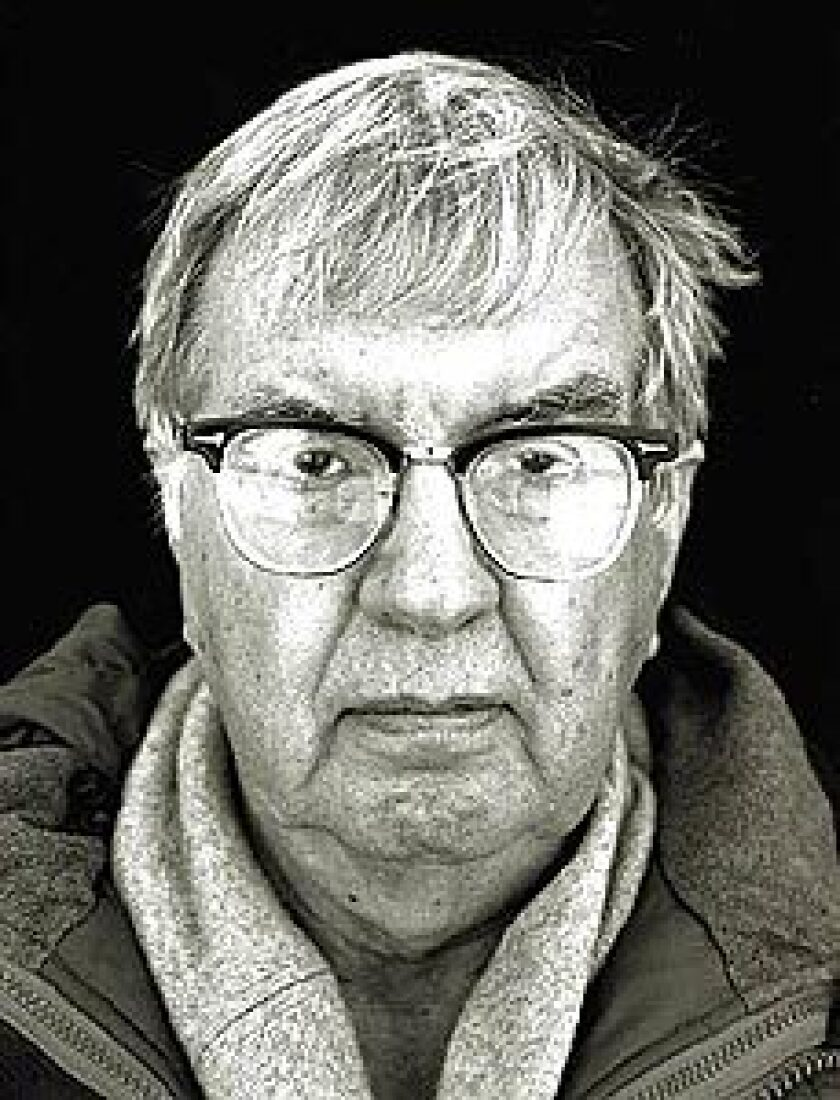 """Of his books, Larry McMurtry says, """"I'm constantly pestered by people who want me to sign them, want me to talk about them or something."""""""