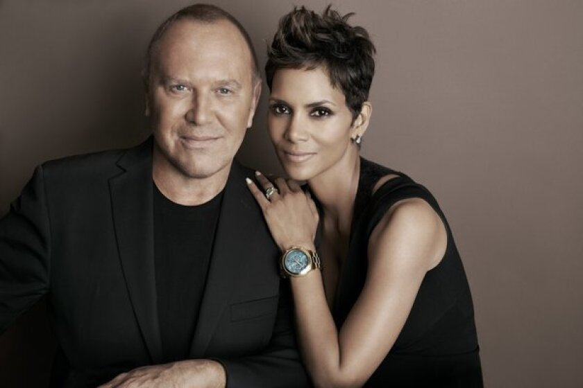 Michael Kors and Halle Barry have paired up on the Watch Hunger Stop campaign, during which the pregnant actress hopes to speak to mothers around the world.
