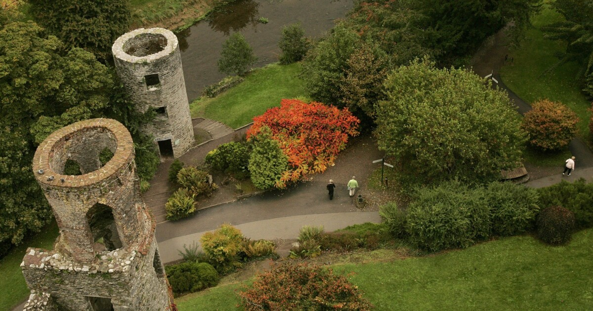 Kissing the Blarney Stone allowed again as Ireland reopens