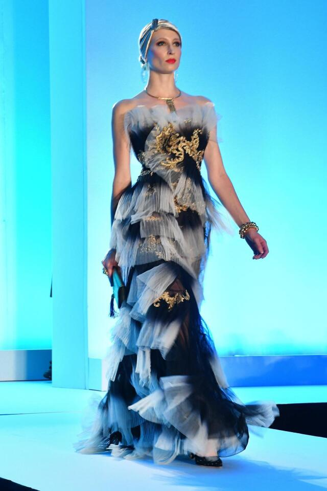 Celebrating Couture 2018