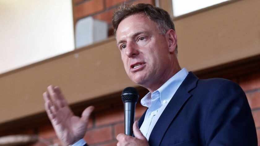 Rep. Scott Peters, D-San Diego, finds himself in a new role heading into the 2020 election.
