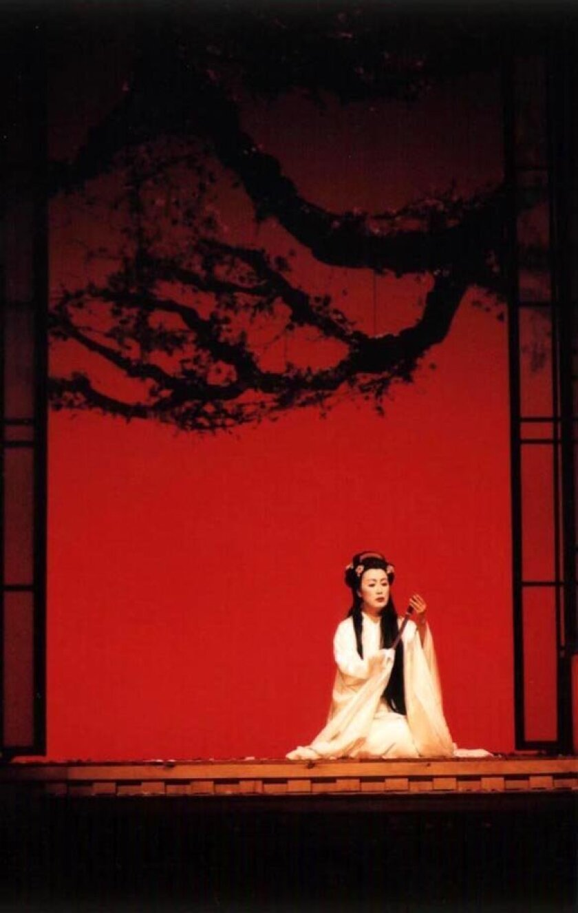 San Diego Opera presents 'Madama Butterfly' on April 16, 19, 22 and 24, 2015 at San Diego Civic Theatre.