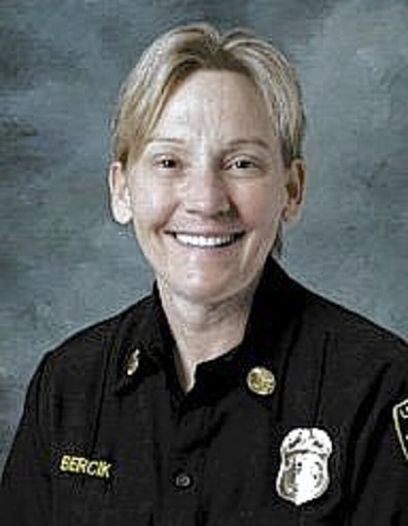 LAFD's highest-ranking woman is leaving the force - Los Angeles Times