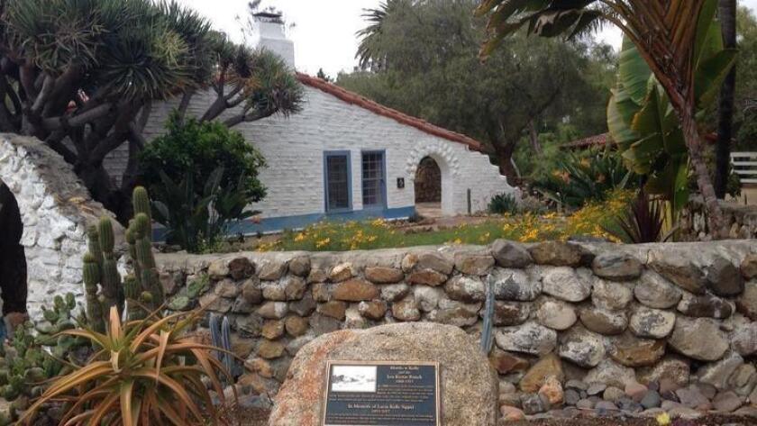A Wild West Fest will be held at the old Carlsbad ranch of Hollywood star Leo Carrillo. (Photo by Linda McIntosh)