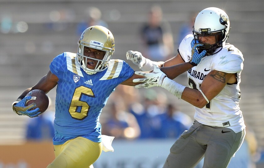 Healthier UCLA to face injury-riddled Oregon State, likely in the rain