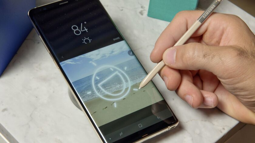 Some Samsung phone owners say their devices have sent photos to people in their contacts list completely on their own.