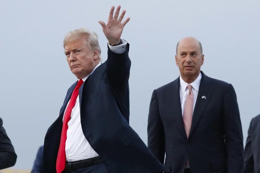 Impeachment Trumps Man in Brussels