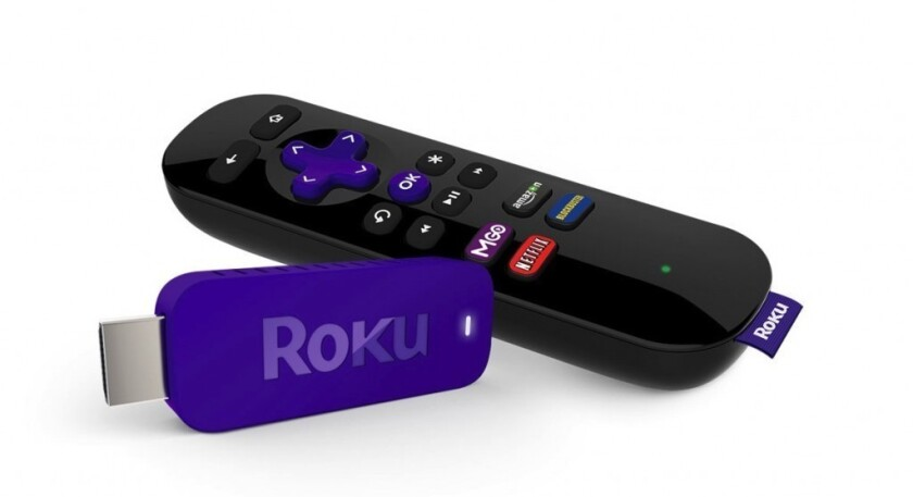 Roku on Tuesday announced the Streaming Stick, a $49.99 device that allows HD TVs to stream content from the Internet.
