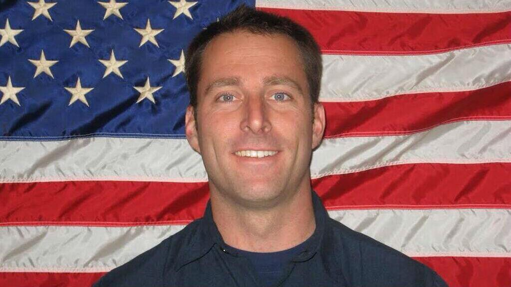 Mike Herdman, an Arcadia firefighter who went missing while off duty during a hiking trip in the Los Padres National Forest.