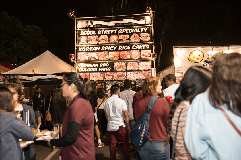 San Diego Night Market