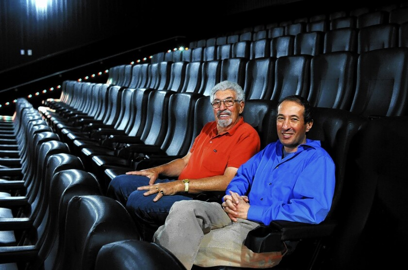 At 75, Laemmle family's theaters look to the future