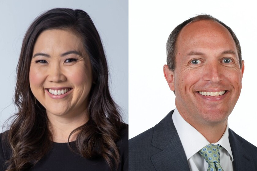 Republican June Cutter and incumbent Democratic Assemblyman Brian Maienschein are running for State Assembly District 77.
