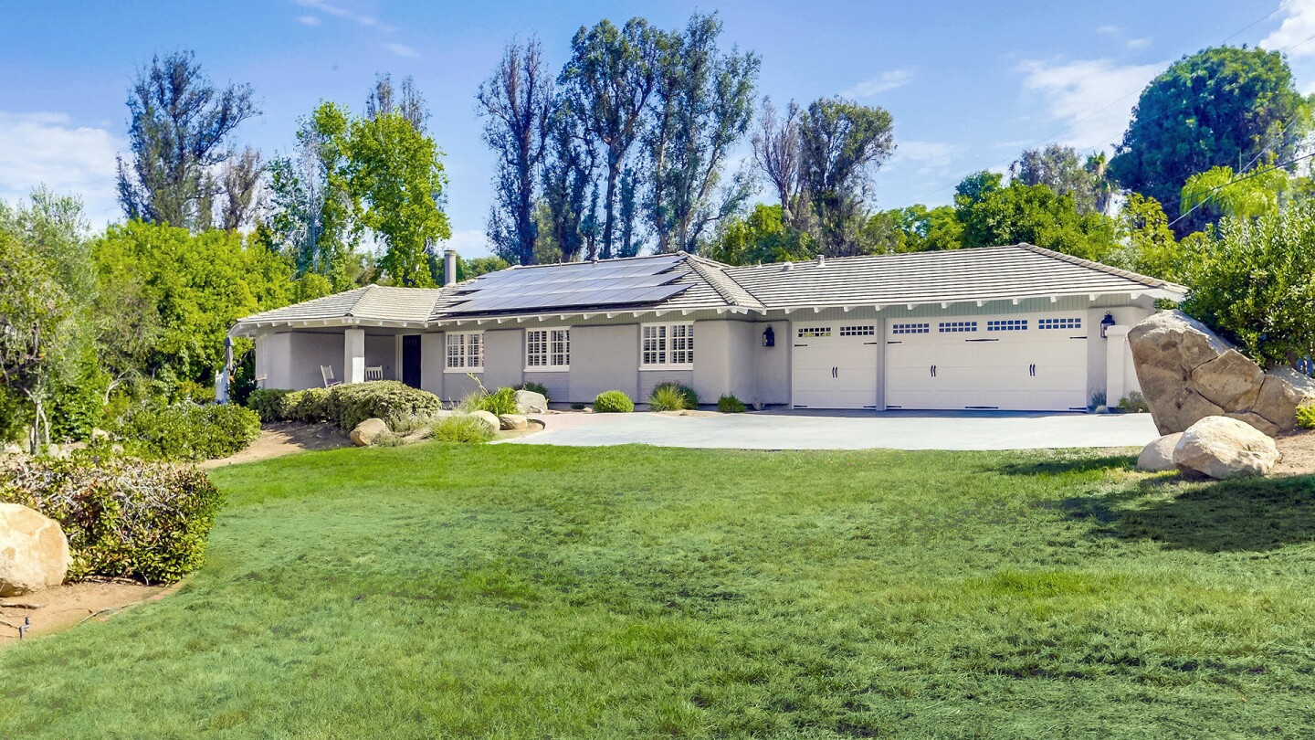 Home of the Week, 13350 Stone Canyon Road