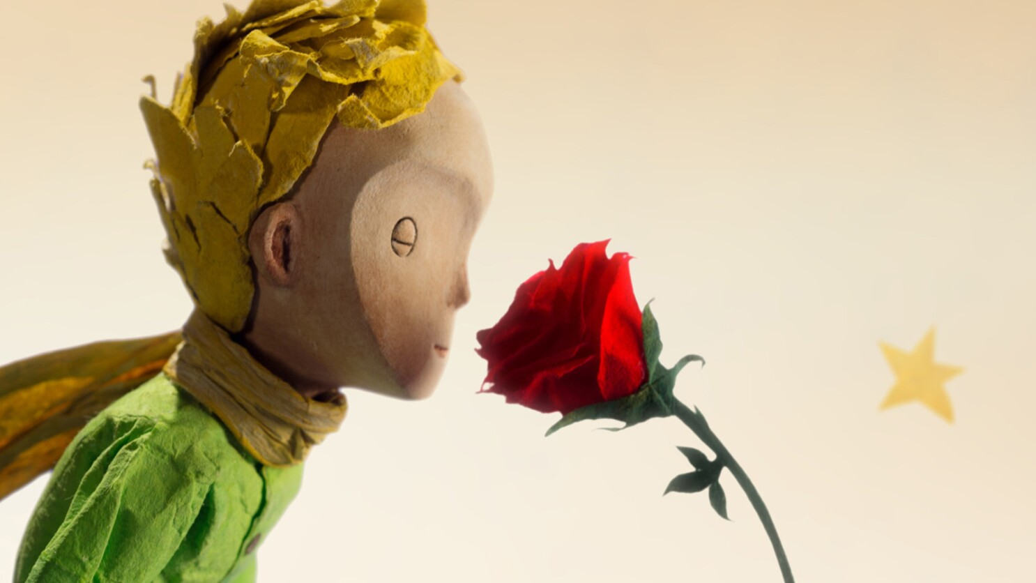 Classic tale of 'The Little Prince' fails to soar - Los Angeles Times