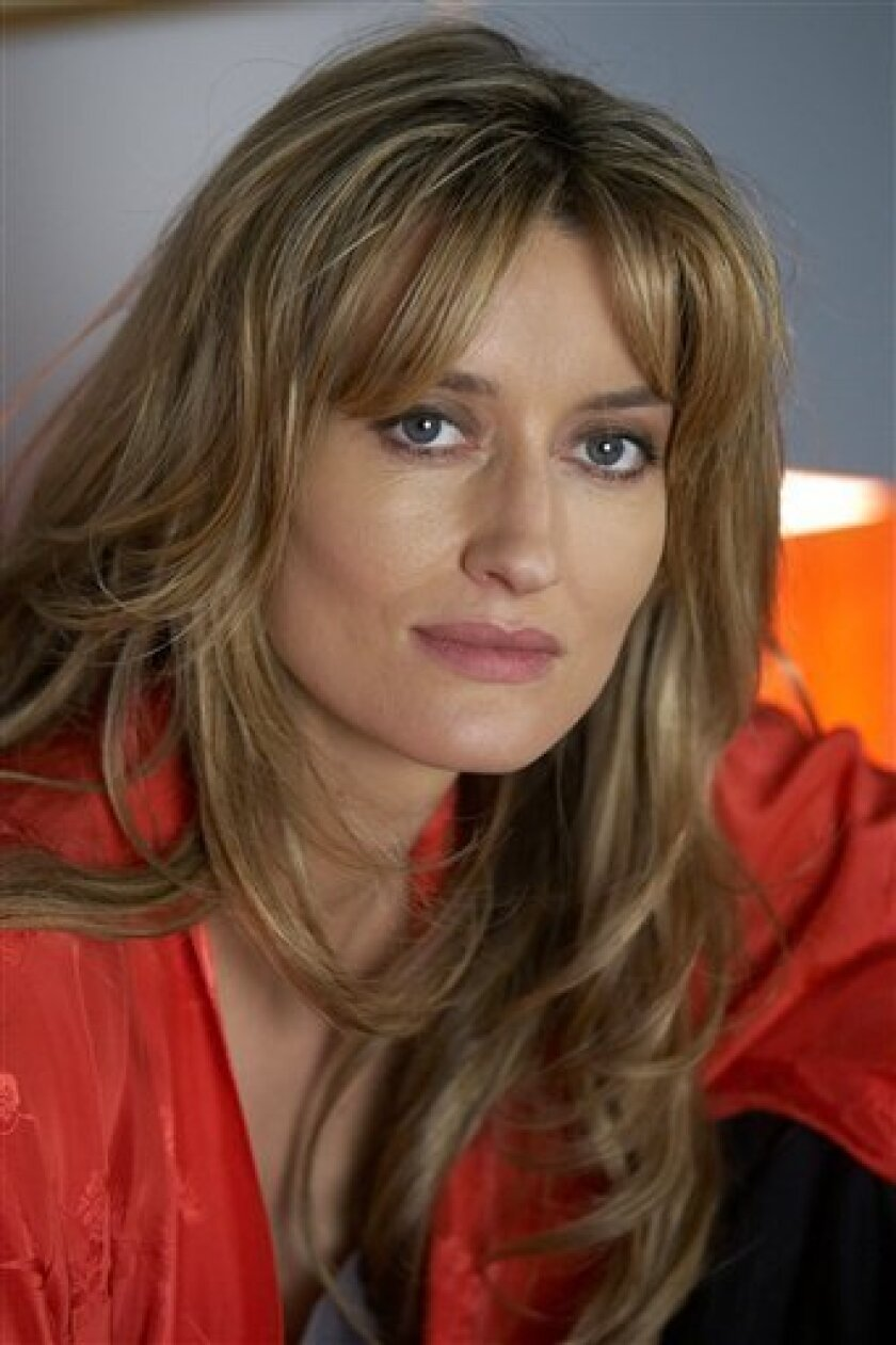 natascha mcelhone gets laughs on 'californication' - the san