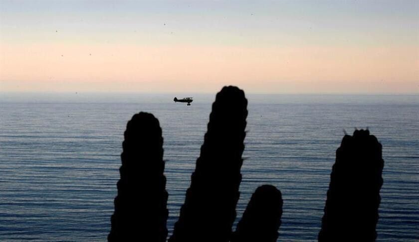 Avioneta se estrella en el Puerto Miami sin ocasionar heridos