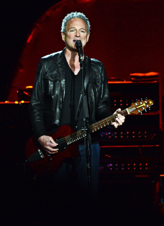 Lindsey Buckingham in concert