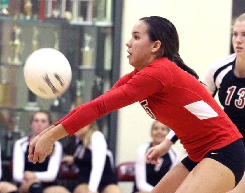 Flintridge Sacred Heart volleyball will get shot at La Salle in playoffs