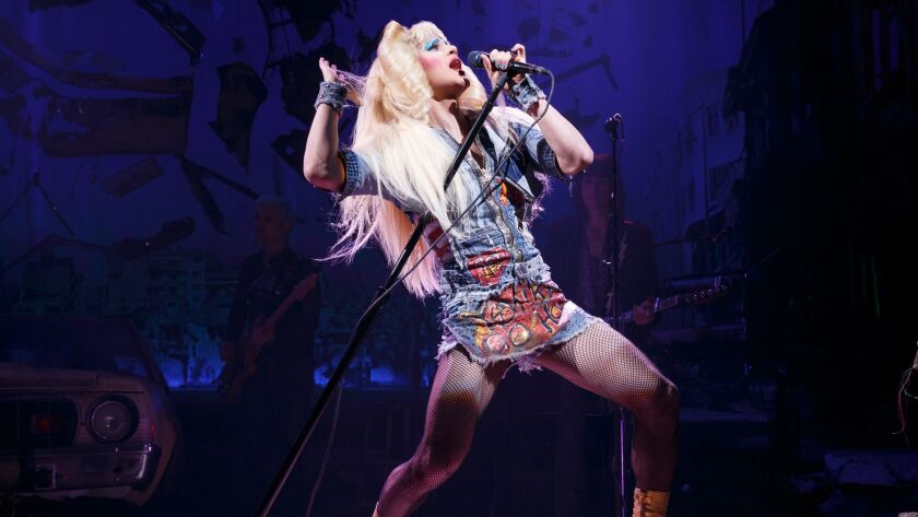 Darren Criss as Hedwig