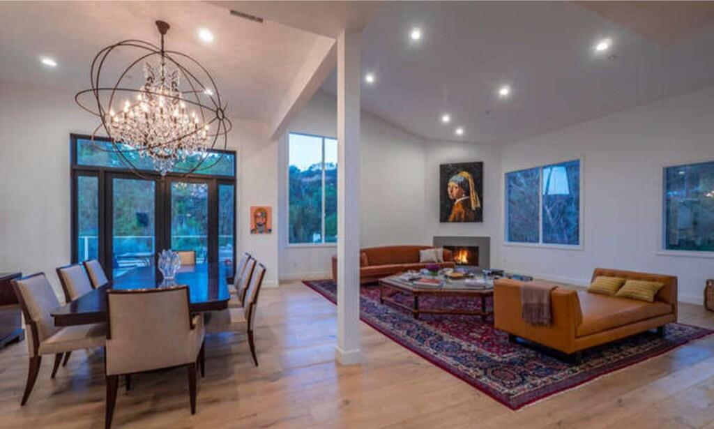 Bradley Fischer's Hollywood Hills home