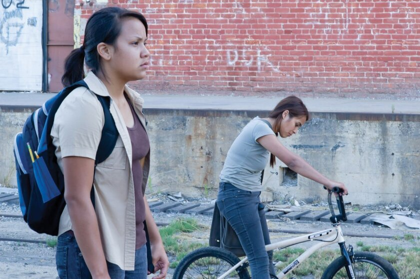 """""""Mosquita y Mari"""" will be shown at the San Diego Latino Film Festival."""
