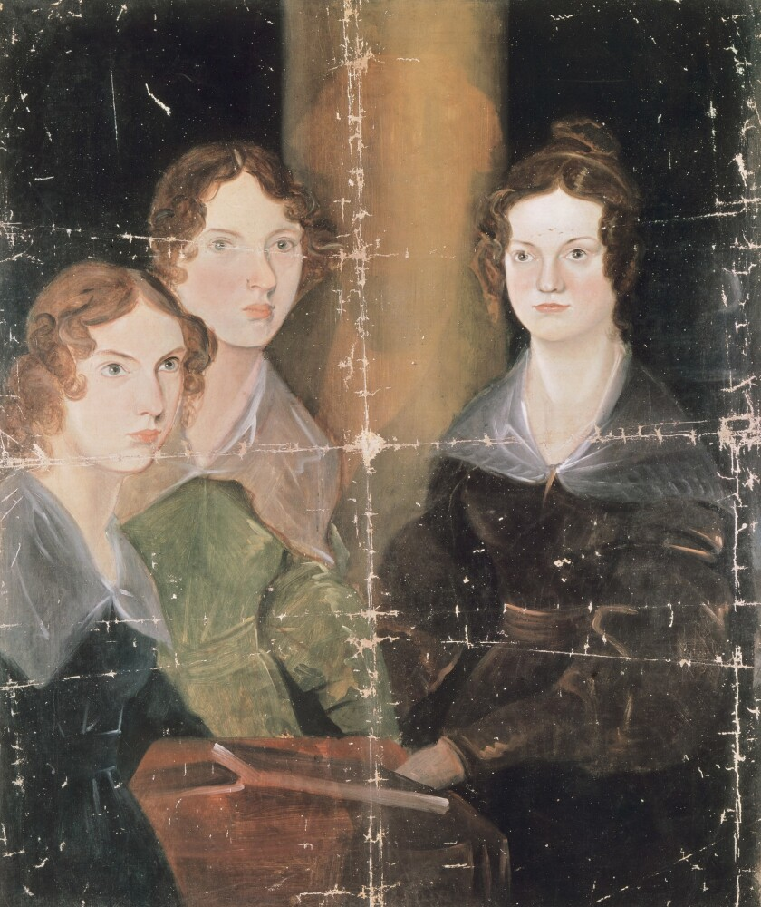Portrait of Anne Bronte