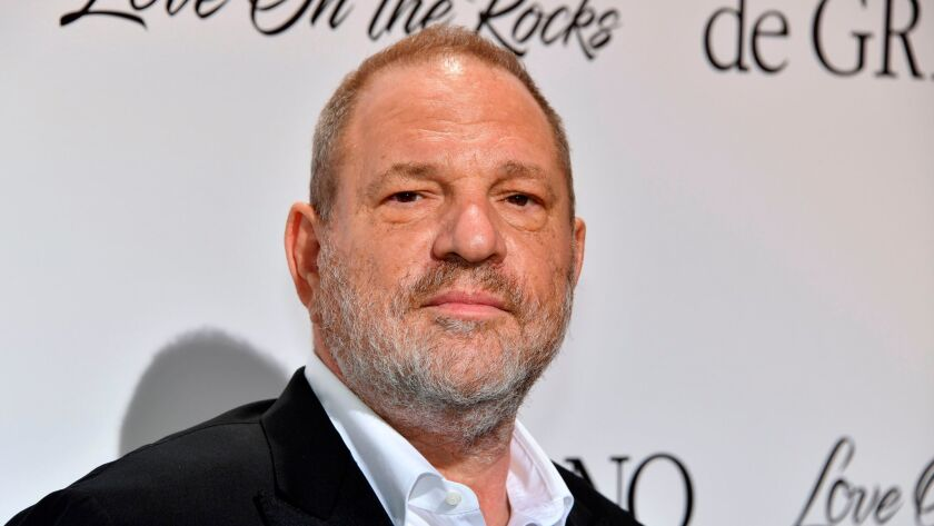 Weinstein Co., the studio co-founded by disgraced former film producer Harvey Weinstein, is looking for a buyer. A bid from his previous company Miramax has complicated the process, according to people familiar with the matter.
