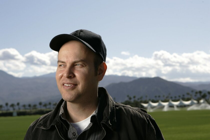 Goldenvoice President Paul Tollett is the promoter for the Coachella Valley Music and Arts Festival, shown here at the Empire Polo Field in Indio, CA.