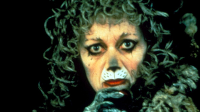"Elaine Paige in ""Cats"""