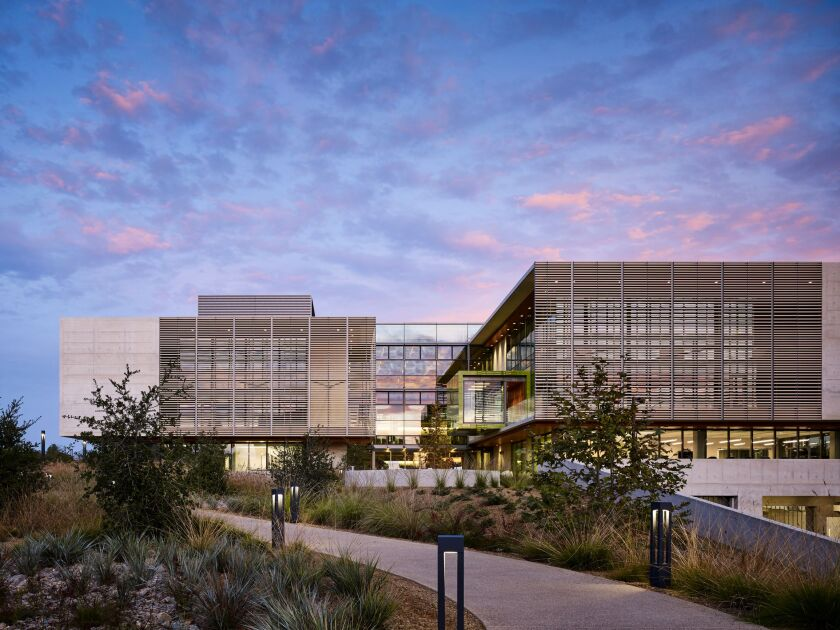 The Center for Novel Therapeutics in La Jolla won the 2020 Grand Orchid and Teen Orchid awards.