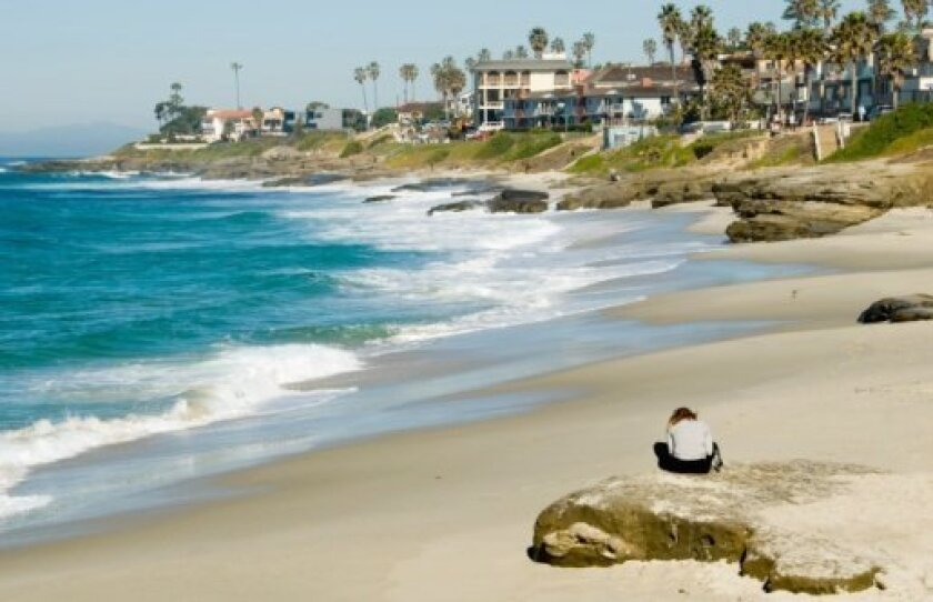 Scenic La Jolla is home to many vacation and retirement properties.