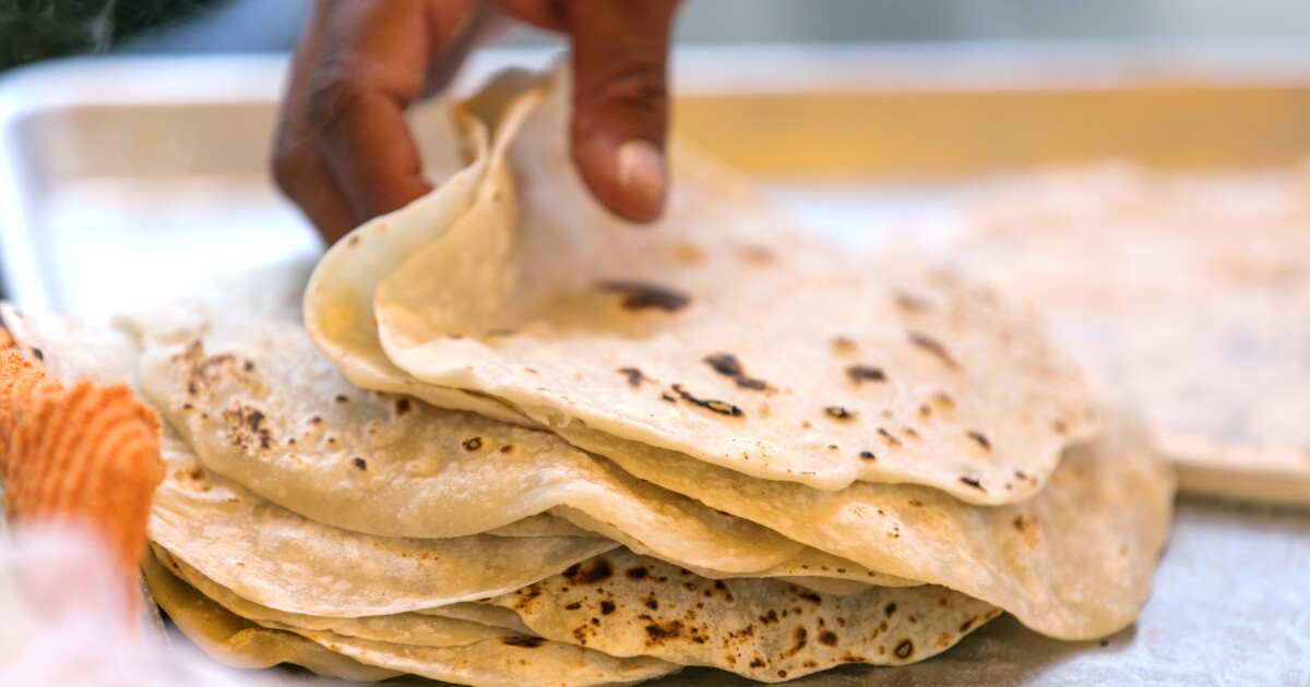 Column: Throwing tortillas isn't a racist act — until it is