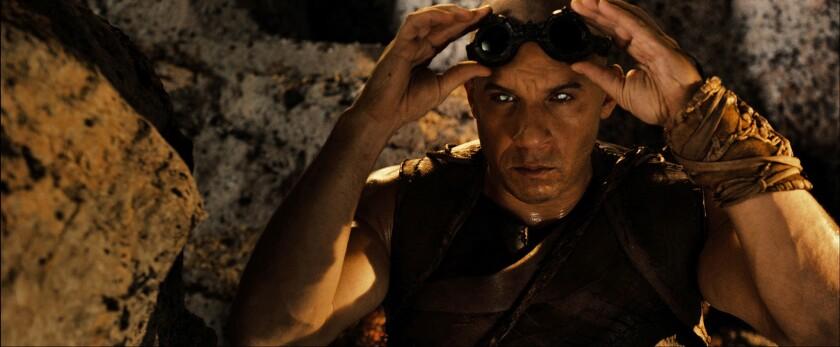 """Vin Diesel stars in """"Riddick."""""""