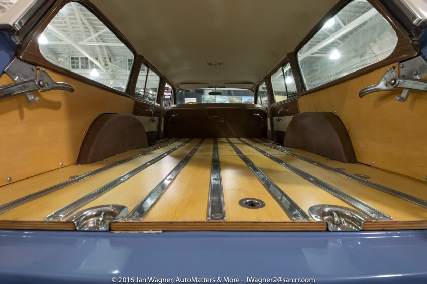 1953 DeSoto Firedome Estate Wagon
